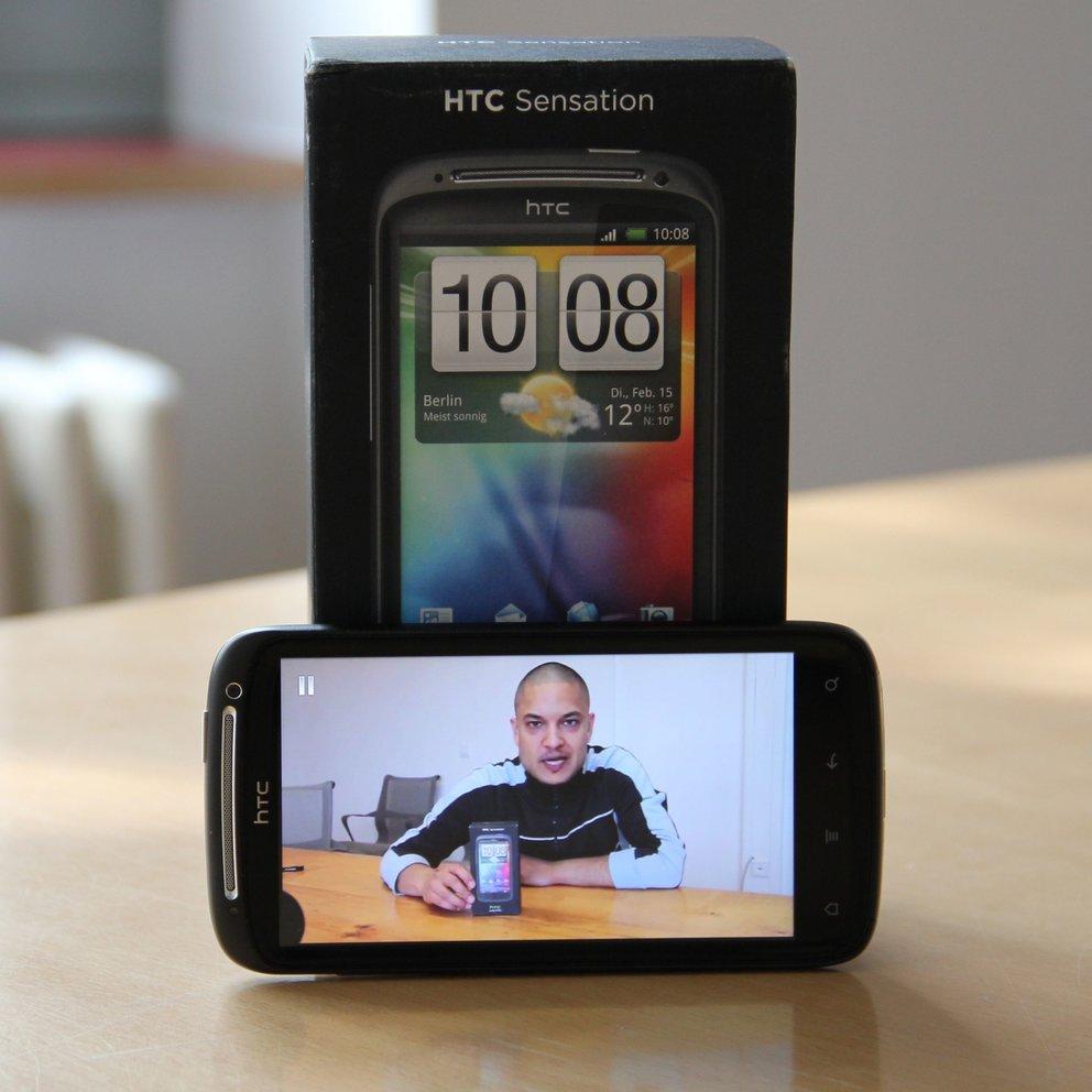 HTC Sensation: Testbericht zum HTC-Superphone