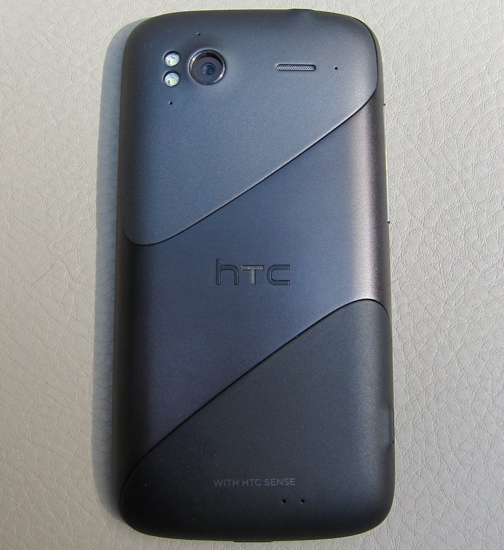 HTC Sensation: Hands-On Video des Dual Core Smartphone