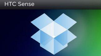 HTC Sense 3.5-Geräte bekommen 3 GB Dropbox-Speicher spendiert