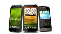 HTC One S und One V: Kleine Updates werden ausgerollt