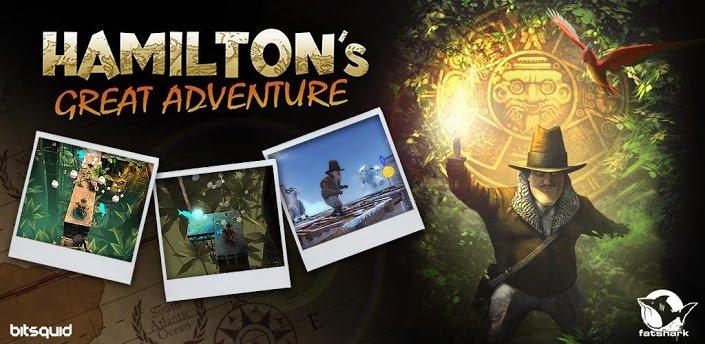Hamilton's Great Adventure: Puzzle-Spiel im Play Store gelandet