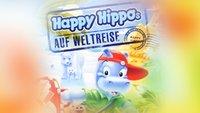 Happy Hippos auf Weltreise Komplettlösung, Spieletipps, Walkthrough
