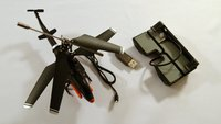 Helo TC Assault: Per Android ferngesteuerter Mini-Helikopter im Kurztest