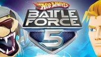 Hot Wheels: Battle Force Five