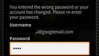 Tipp: Passwort des Google-Accounts auf Android-Geräten ändern