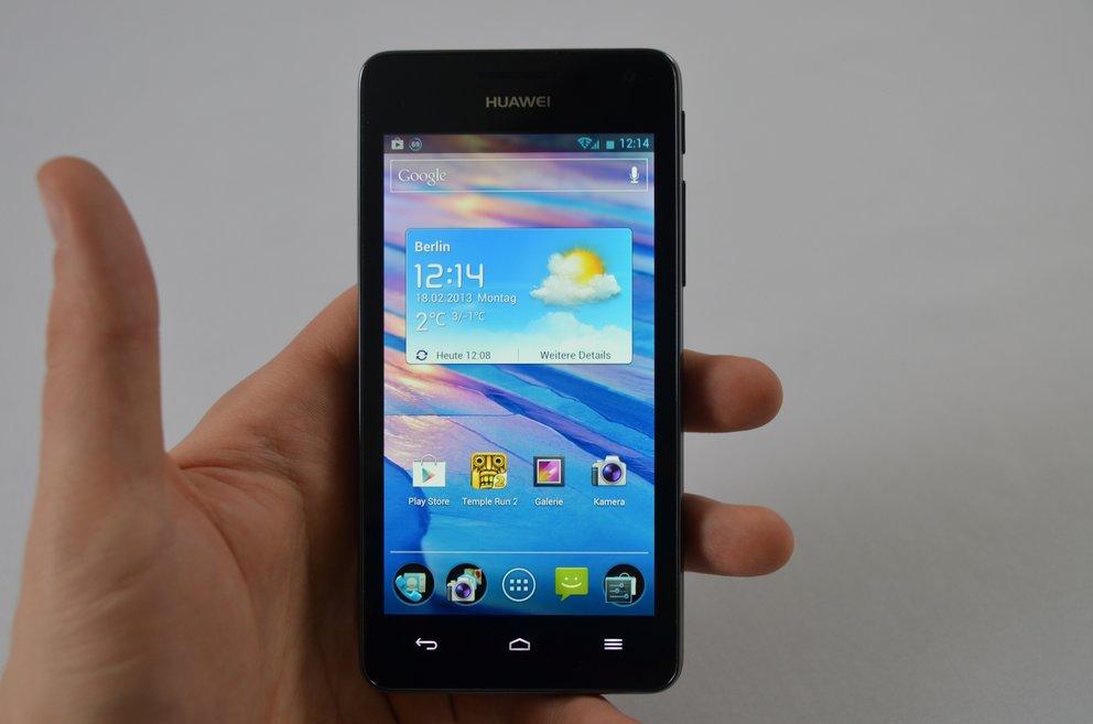 Huawei Ascend G615: Heute für nur 249 Euro bei Notebooksbilliger [Deal]