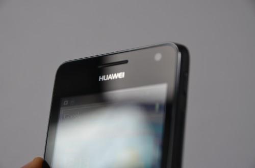 Huawei-Ascend-G615-Huawei-Schriftzug