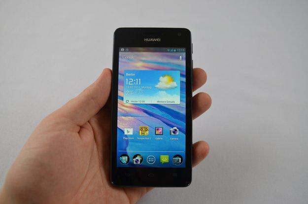 Huawei Ascend G615 im Test: Der erste Nexus 4-Herausforderer