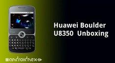 Huawei Boulder: Ausgepackt und hochgefahren