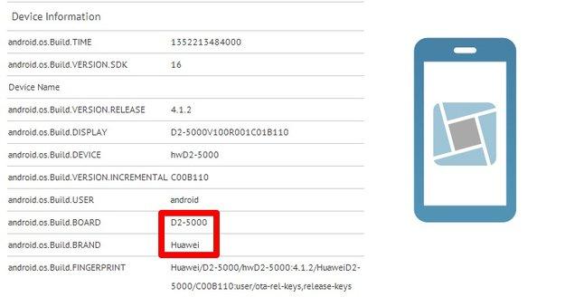 Huawei Ascend D2: 1080p-Quad Core-Bolide in der Mache?