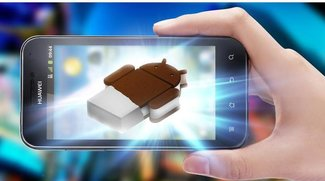 Huawei Honour: ICS-Update ab sofort verfügbar