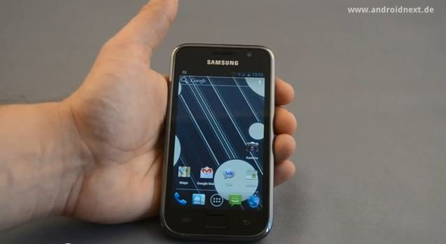 Ice Cream Sandwich: Unser Hands-On der Portierung für das Samsung Galaxy S