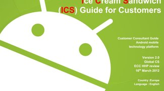 Samsung Galaxy S2: Neue ICS-Version anschaulich erklärt [PDF-Download]