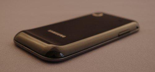 Samsung Galaxy S Plus: Rückseite