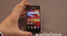 Samsung Galaxy S Plus I9001: drei Videos als Nachtrag zum Test