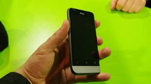 "HTC One V: Hands On-Video mit dem ""kinnlastigen"" Smartphone [MWC 2012]"