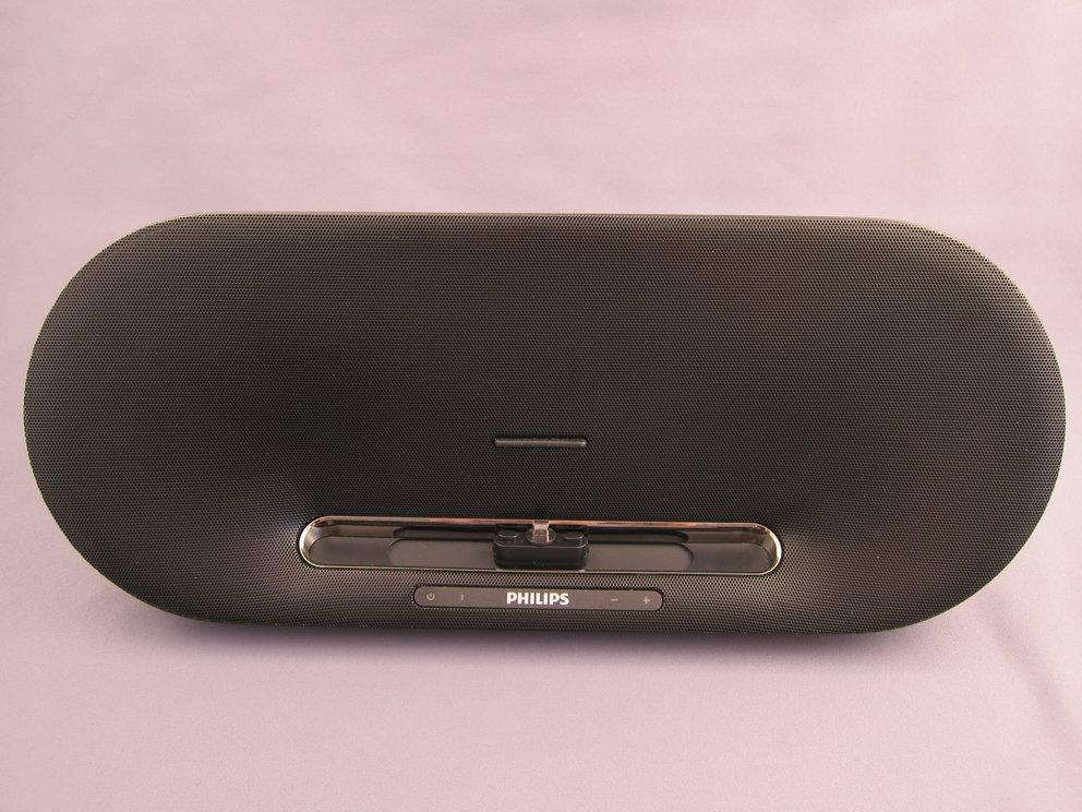 Philips Fidelio AS581/10: Audio-Dockingstation für Android im Test