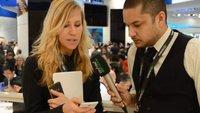 Samsung Galaxy Note 10.1: Interview mit Annika Karstadt [MWC 2012]