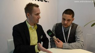 Norton Mobile Security: Interview mit Stefan Wesche von Symantec [CeBIT 2012]