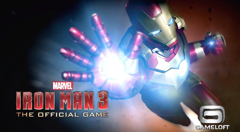 Iron Man 3: Endless-Flyer-Game für Android angekündigt