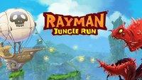 Rayman Jungle Run: 20 neue Levels für den Jump'n'Run-Hit