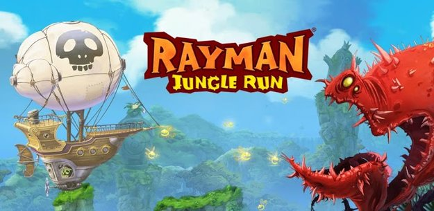 Rayman Jungle Run: 20 neue Levels für den Jump'n'Run-Hit