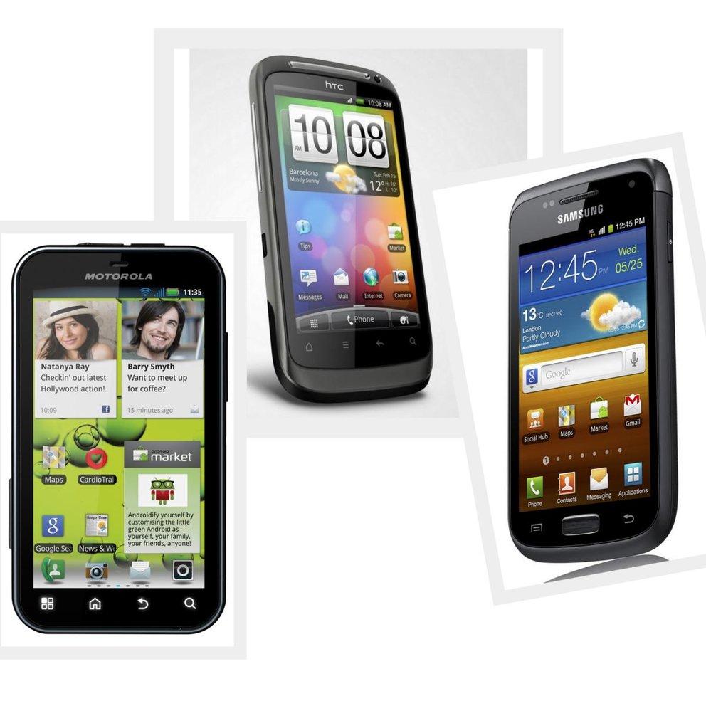 Einkaufsberater: Das sind die besten Mittelklasse-Smartphones
