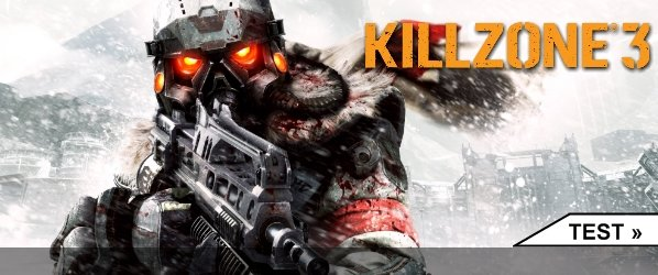 Killzone 3: Test und Launch-Trailer