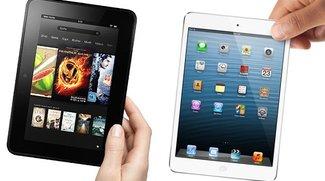 Kindle Fire HD: Amazon schießt in Anzeige gegen Apples iPad Mini