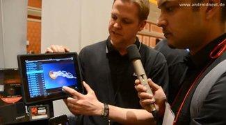 Kingston Wi-Drive: Filme, Musik und Bilder via WLAN aufs Smartphone streamen [CES 2012]