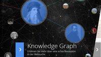 Google Knowledge Graph: Rollt endlich auch in deutscher Sprache aus
