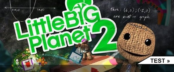 Little Big Planet 2 - Community-Highlights
