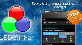 LEDBlinker: Benachrichtigungs-LED steuern oder durch Software-LED ersetzen
