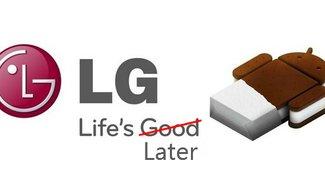 LG: Android 4.0 Ice Cream Sandwich-Updates im 2. Quartal 2012