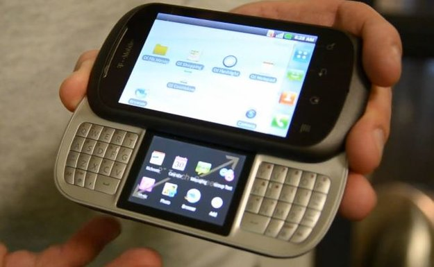LG Double Play: Slider-Smartphone mit zwei Displays im Hands-On [Droidcon 2012]