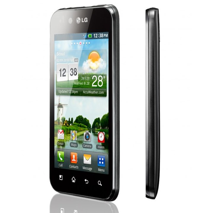 LG Optimus Black: Kostenlos mit All-Net-Flat bei 1&amp&#x3B;1 [Deal]