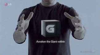 LG Optimus G: Neues Produkt-Video aufgetaucht