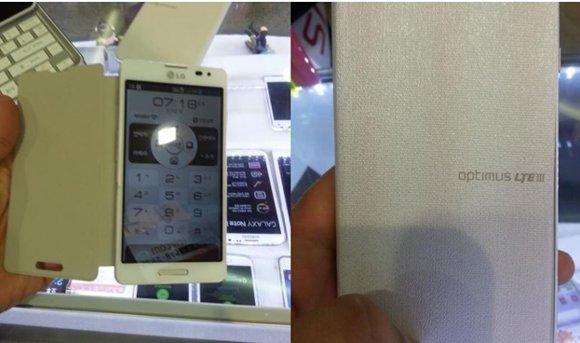 LG Optimus LTE 3: Weiteres Mittelklasse-Smartphone aufgetaucht