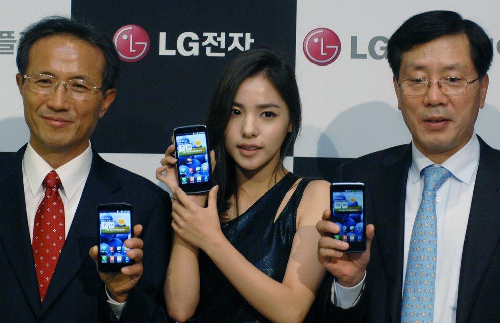 LG Optimus LTE: Displaywunder kommt nach Deutschland