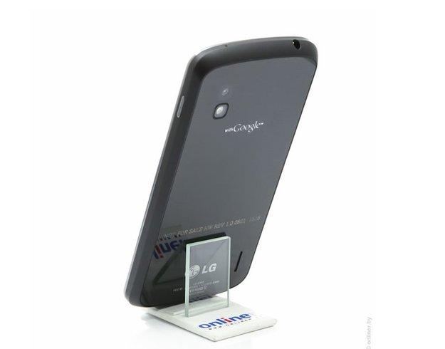 LG Optimus Nexus: 360°-Ansicht, Preis soll bei 399 Dollar liegen
