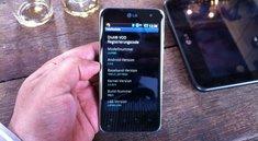 LG Optimus Speed: Gingerbread-Update in letzter Testphase