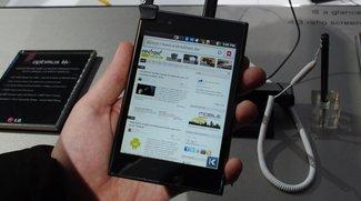 LG Optimus Vu: Hands-On vom 5-Zoll-Smartlet [MWC 2012]