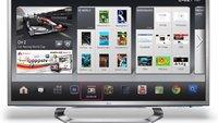 LG kündigt 3D Google TV-Gerät an