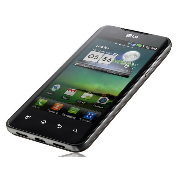 LG Optimus Speed: Gingerbread Update doch schon bald?