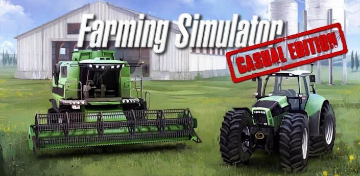 Landwirtschaftssimulator: Android-Version im Play Store
