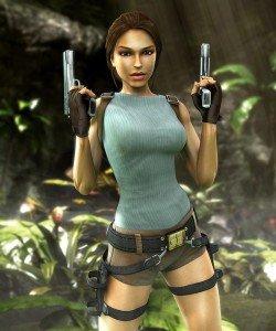 Reckless Racing 2 und Lara Croft kommen!