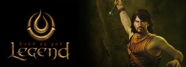 Legend - Hand of God