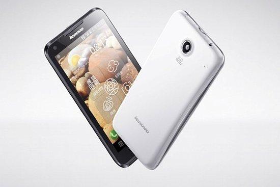 Lenovo LePhone S880: 5 Zoll-Phablet vorgestellt
