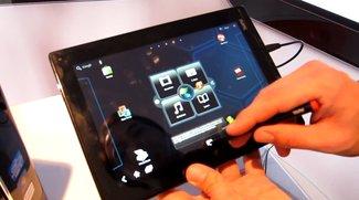 IFA 2011: Lenovo ThinkPad Tablet Hands-On-Video