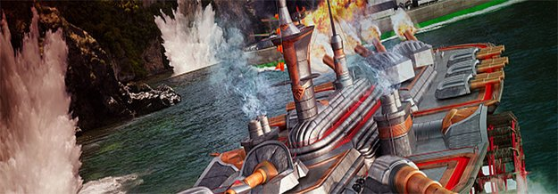 Leviathan - Warships: Im Play Store angelegt, sexy Trailer inklusive